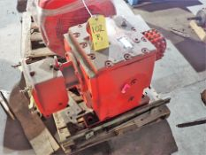 Chain Shredding Line 1/2 spare parts: infeed gearbox, Nord