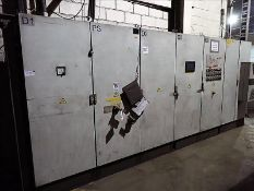 Control panels for Chain Shredding System Line 1 (Subject to confirmation. The winner will be