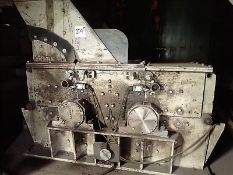 Retec hammer mill, mod. PHM650/1000 (2007), 2 x 100 HP rotors w/ screens (Subject to confirmation.
