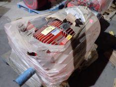 Chain Shredding Line 1/2 spare parts: main drive motor, Marathon, 300 hp