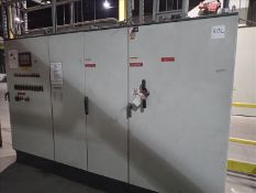 Control panels for Chain Shredding System Line 2 (Subject to confirmation. The winner will be