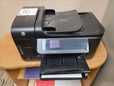 HP All-in-One Printer, model Officejet 6500A, S/N. CN0AT220PB