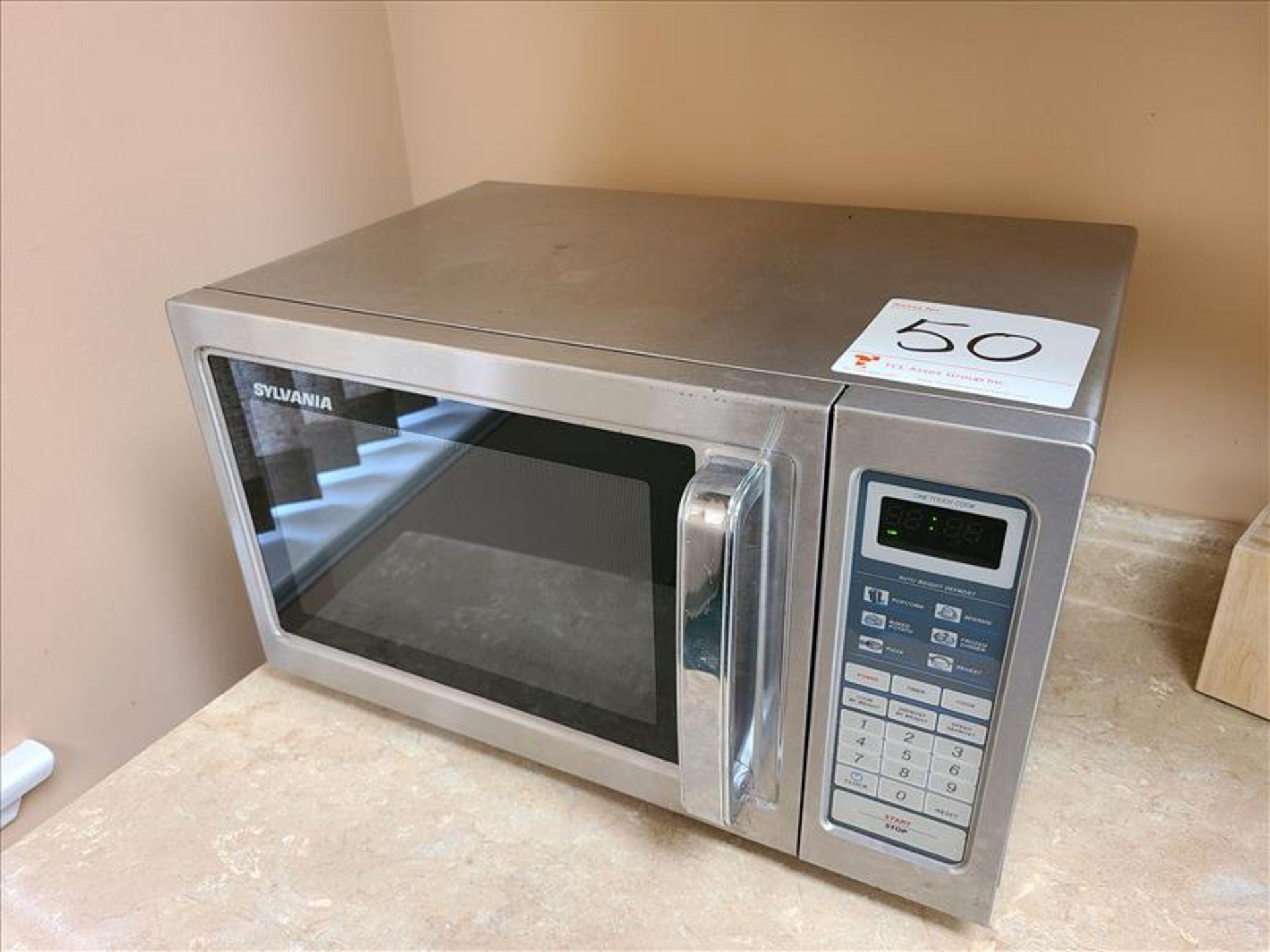 Sylvania Microwave