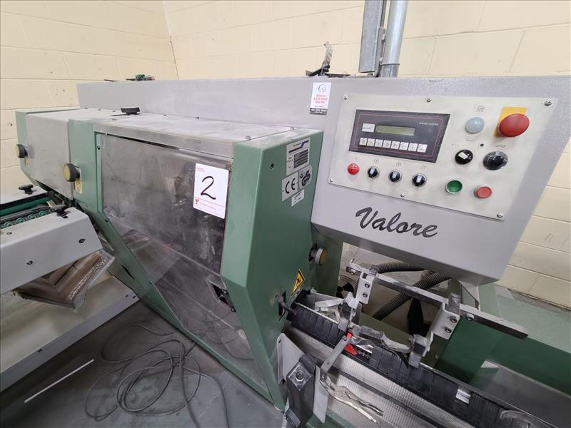 Muller Martini,Valore, 8 Station Saddle Stitcher, model 1558.0404, S/N.NN25808, 230V, 3 Phase, - Image 4 of 13
