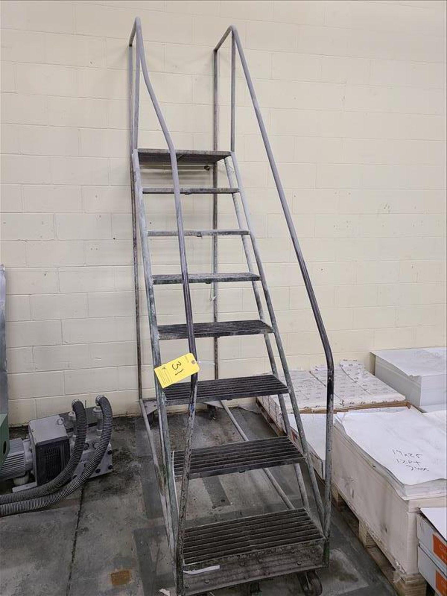 8-Step Warehouse ladder