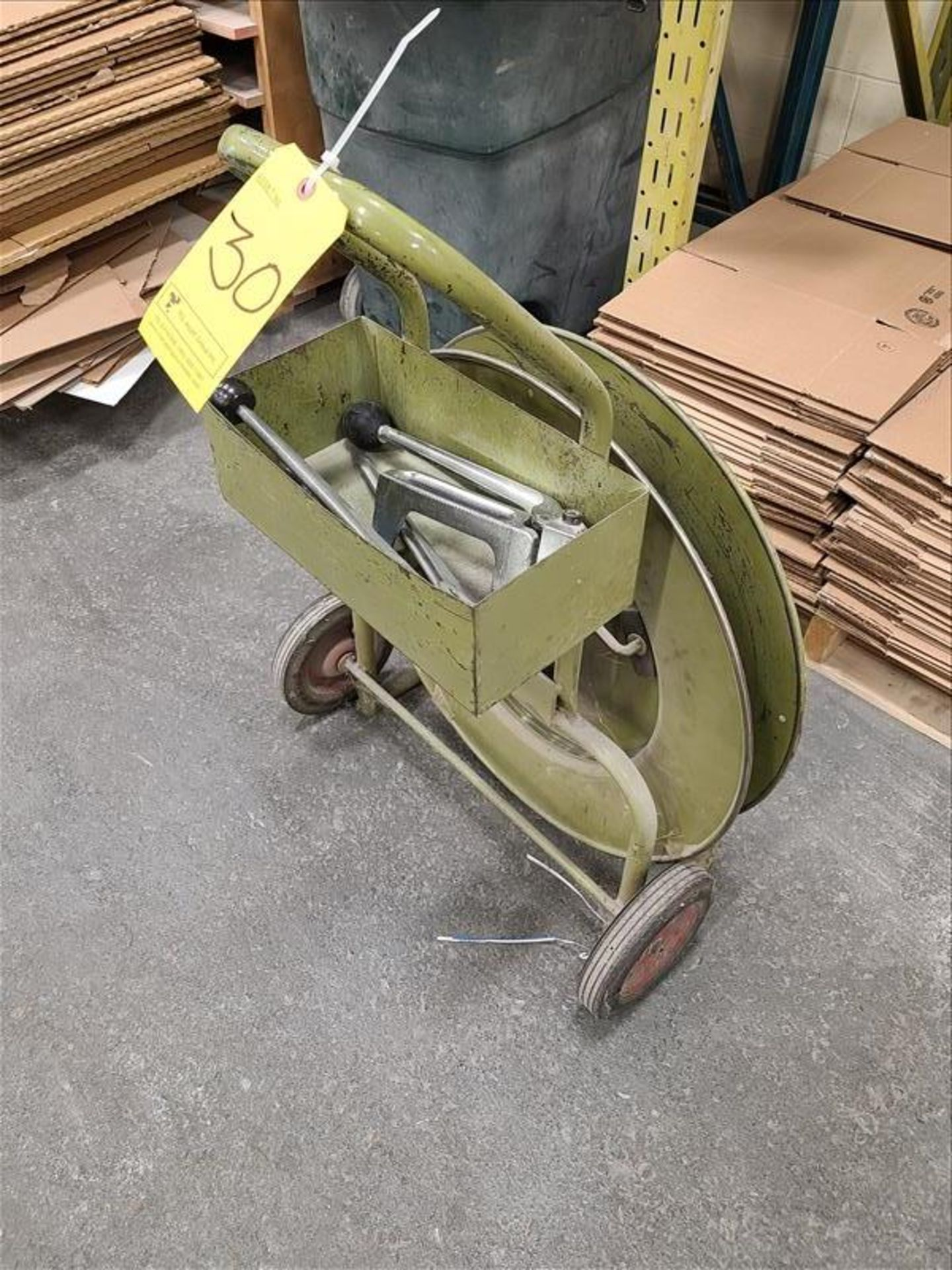 Strapping Cart - Image 2 of 2