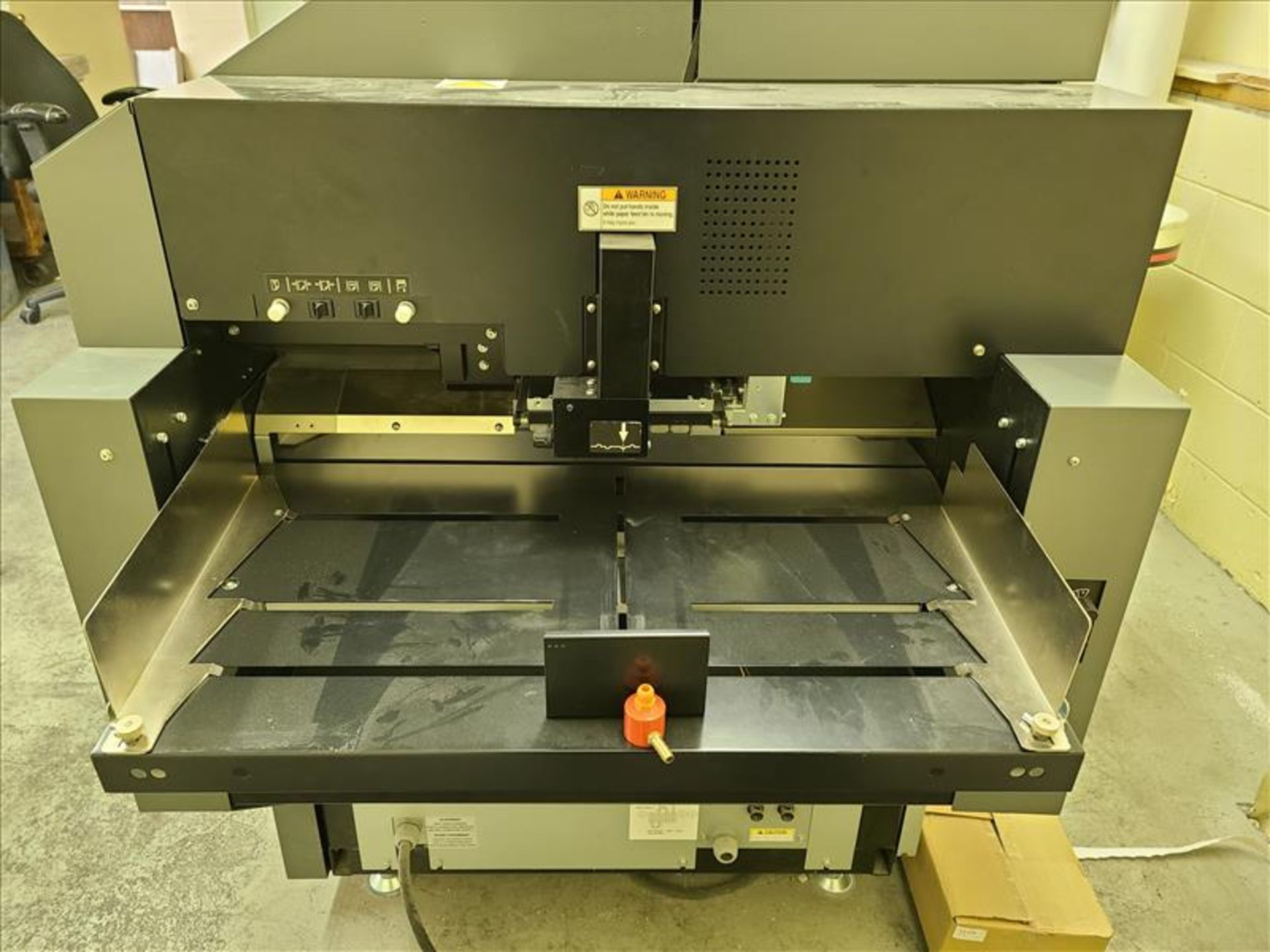 Duplo Perfect Binder, model DPB-500, S/N. 130300201 (2013) 240V, 60Hz - Image 3 of 6
