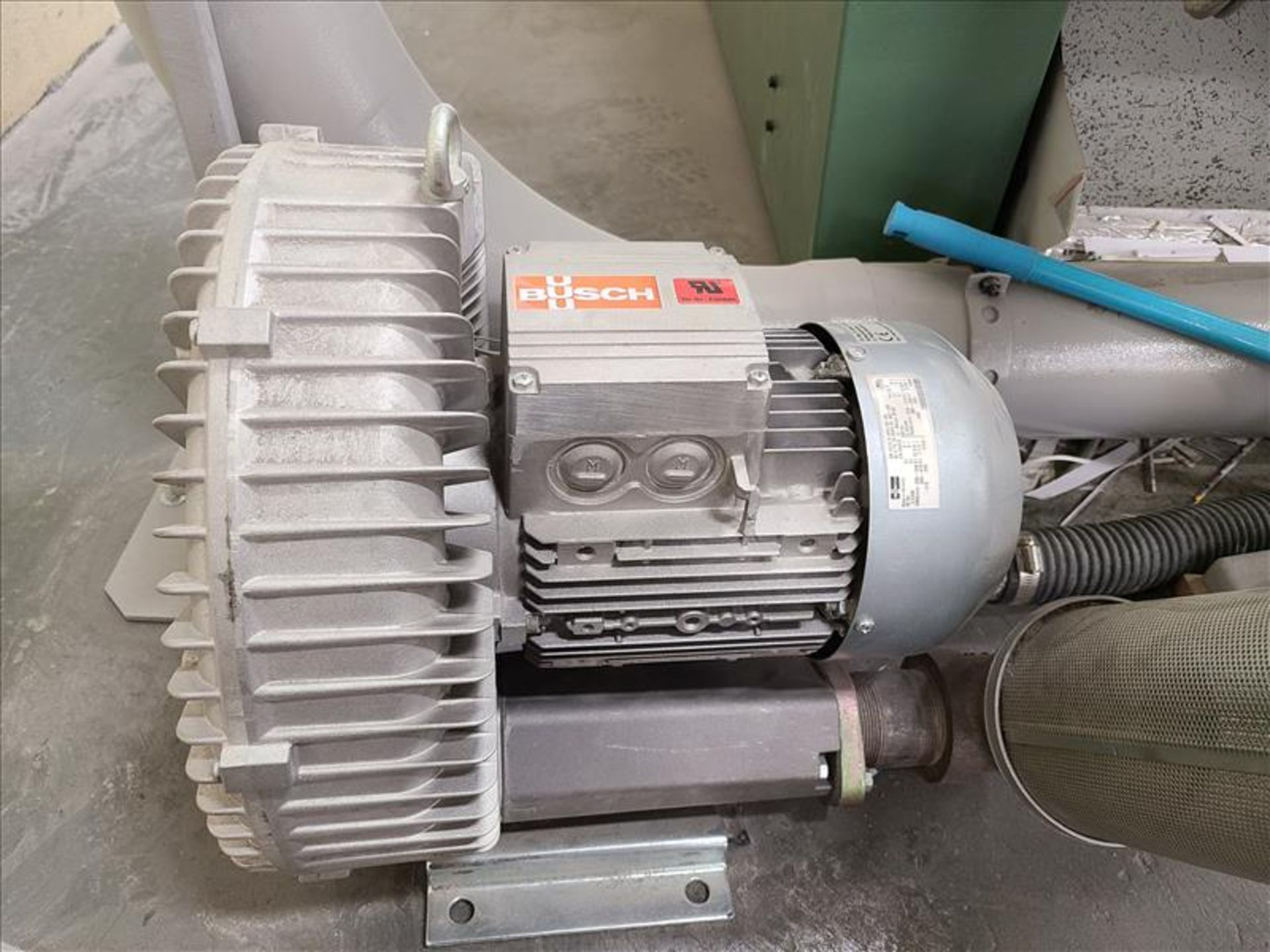 Muller Martini,Valore, 8 Station Saddle Stitcher, model 1558.0404, S/N.NN25808, 230V, 3 Phase, - Image 12 of 13