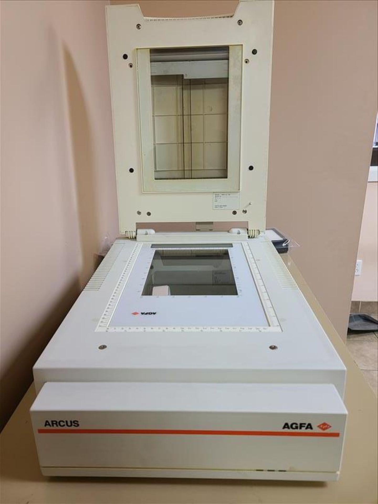 Agafa Scanner, model ARCUS, S/N.FX014-6806227, 120-240V, 50-60 Hz, 1 amp - Image 2 of 2