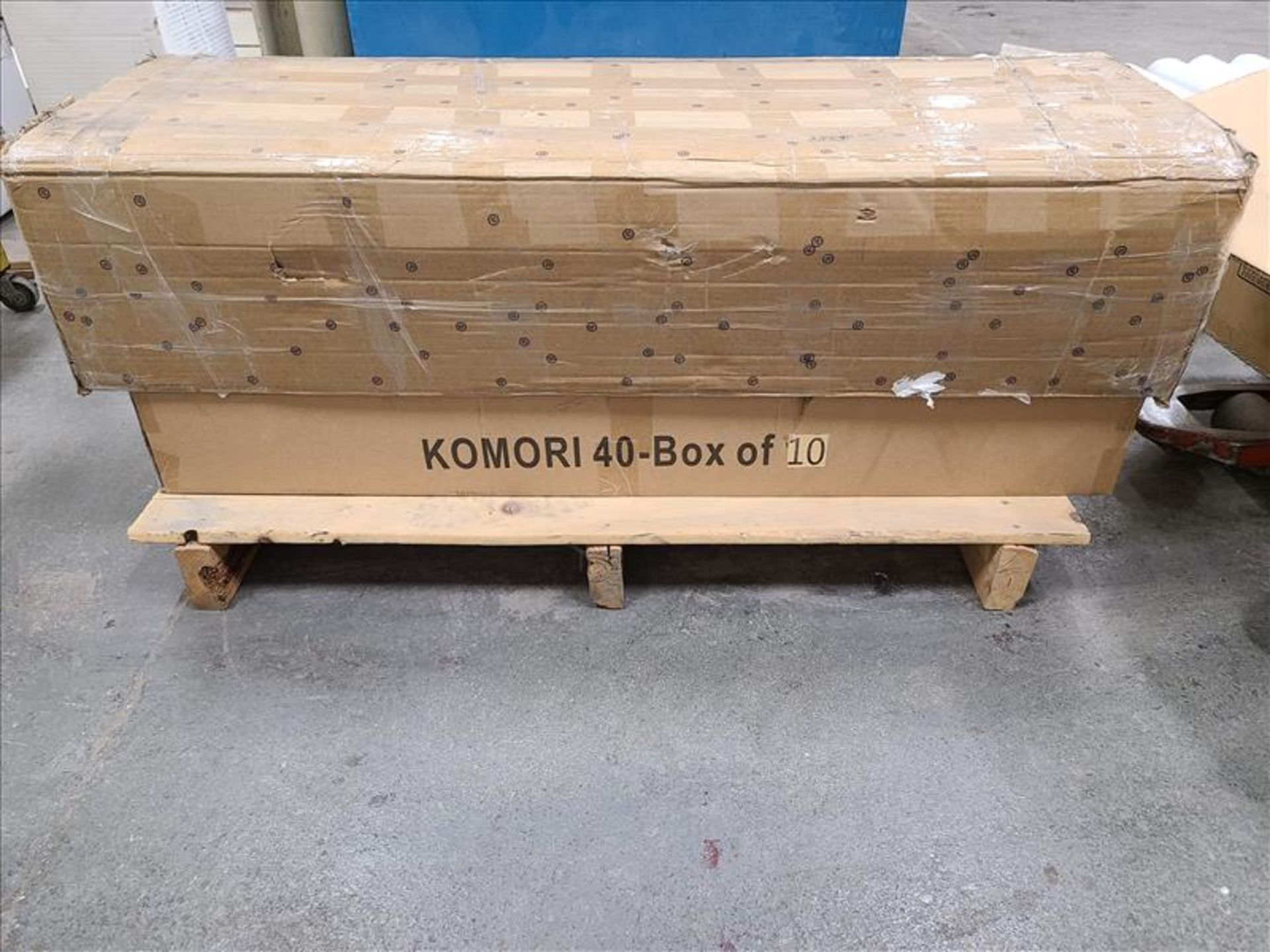 Komori 4-color offset printing press, Series Lithrone 40, model L-440, S/N.2202 approx. 68 - Image 21 of 22