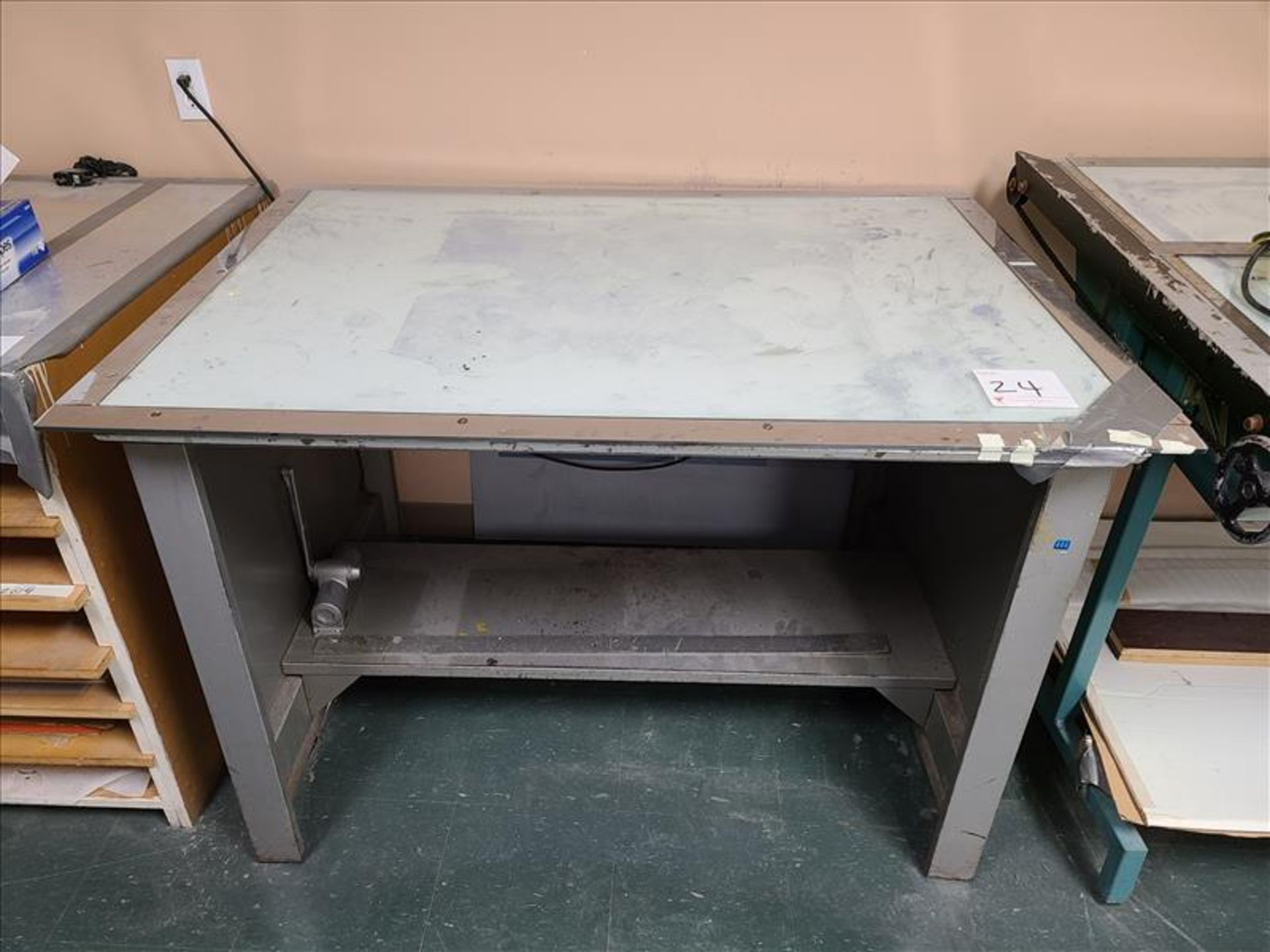 "Drafting Table, 40"" x 54"""