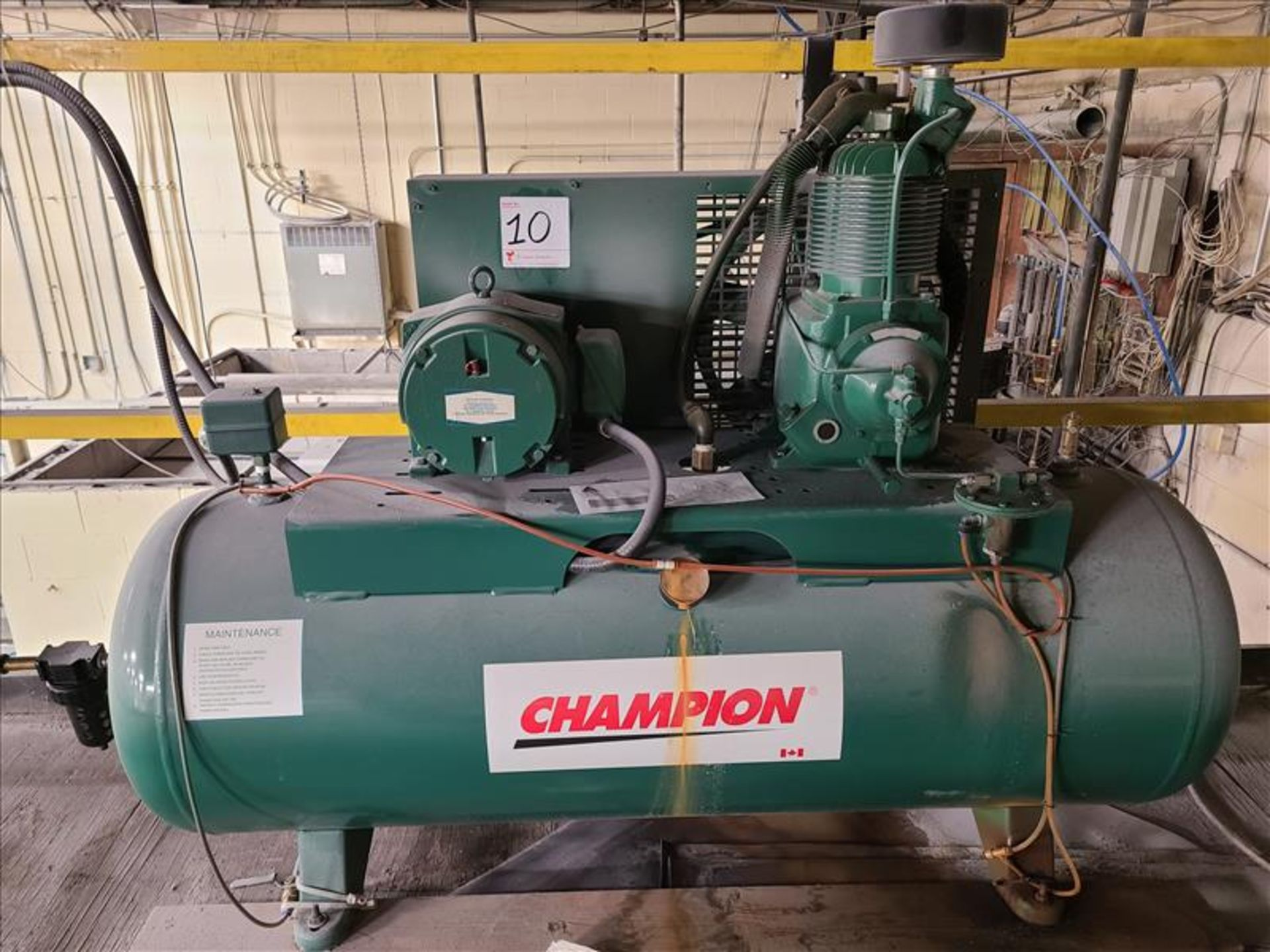 Champion Air Compressor, 5HP