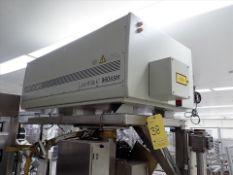 Lumonics mod. LaserMark 960SSM laser marking system, ser. no. 11462 (Subject to confirmation. The
