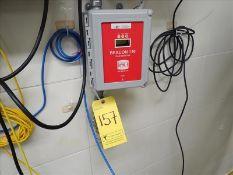 RKI gas monitor, mod. Beacon10