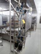 Advantage PureFlow 90 psi valve cluster inc.: (3) mod. 2-A4216 & (4) mod. 1-A208 diaphragm