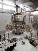 Bosch/TL Systems rotary filler, ADM 48-nozzle, mod. CV/K55JXEPT-935, ser. no. 11043, 27 USG, s/s