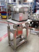FeedRite Automation vibratory feeder, s/s