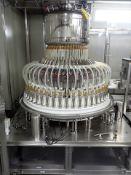 Bosch/TL Systems rotary filler, mod. Line2 Manifold/K55JXEPT-935, , ser. no. 70612, ADM 48-nozzle,