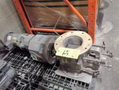 Ultramite airlock, s/s, mod. 060CPN3180.A7A, s/n 4761806, 5 hp