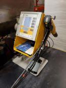 Eurotec Fluidizer Unit w/ Gun, mod. GCU400, ser. no. 5652-5718