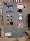 control panel for lots 41 and 42
