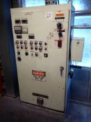 control panel for extruding line c/w transformer (Subject to confirmation. The winner will be