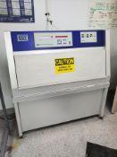 QUV Accelerated Weathering Tester, mod. QUV/Se, ser. no. 97-9467-62-SE w/ Solar Eye UV irradiance