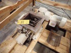 Prater flake breaker, mod. FB-12 MS, s/n 5016344, 20 kw