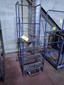 "warehouse ladder, 36"" H"