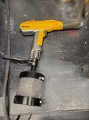 Gema Fluidizer Unit w/ Gema/GM03 Gun, mod. Optiflex 2C