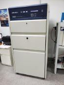 Q-Sun Xenon Test Chamber, mod. XE-3-HS, ser. no. 09-3905-36-X3HS w/ (2) Calibration Radiometers