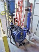 GardenerDenver blower, 25 hp, mod. T2B06, ser. no. P020642