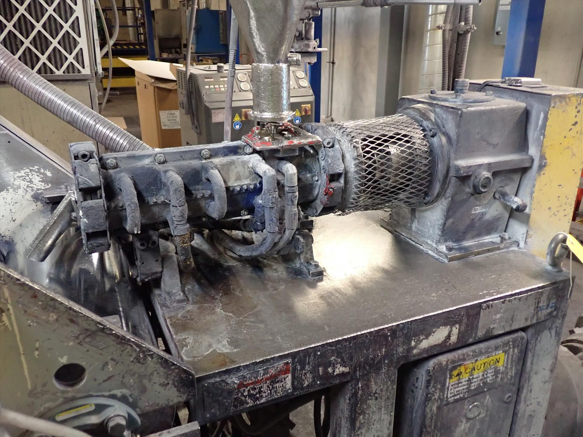 Buss mod. 46 extruder (Subject to confirmation. The winner - Image 2 of 5