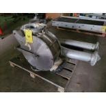 MAC stainless diverter valve, mod 60745 [Storage Shed]