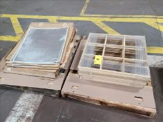 Great Western screen and frame [Palletizing Area]