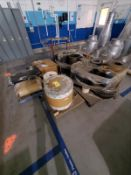 [LOT] assorted conveyor belt [Packaging Warehouse]