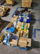 (Lot) Sprockets & bushings on (2) pallets (Packaging Warehouse)