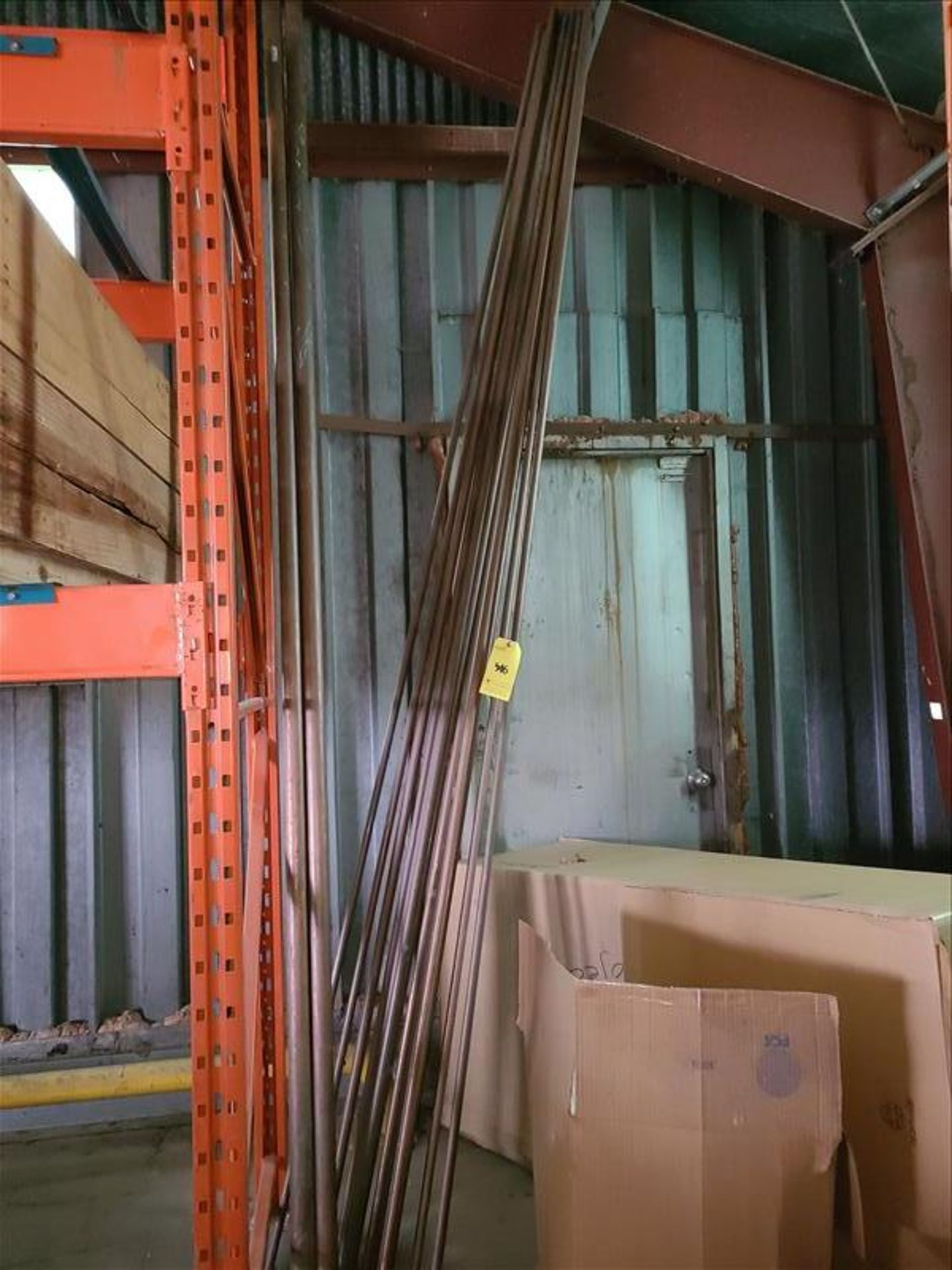 [LOT] (18) copper tubing [Storage Shed]