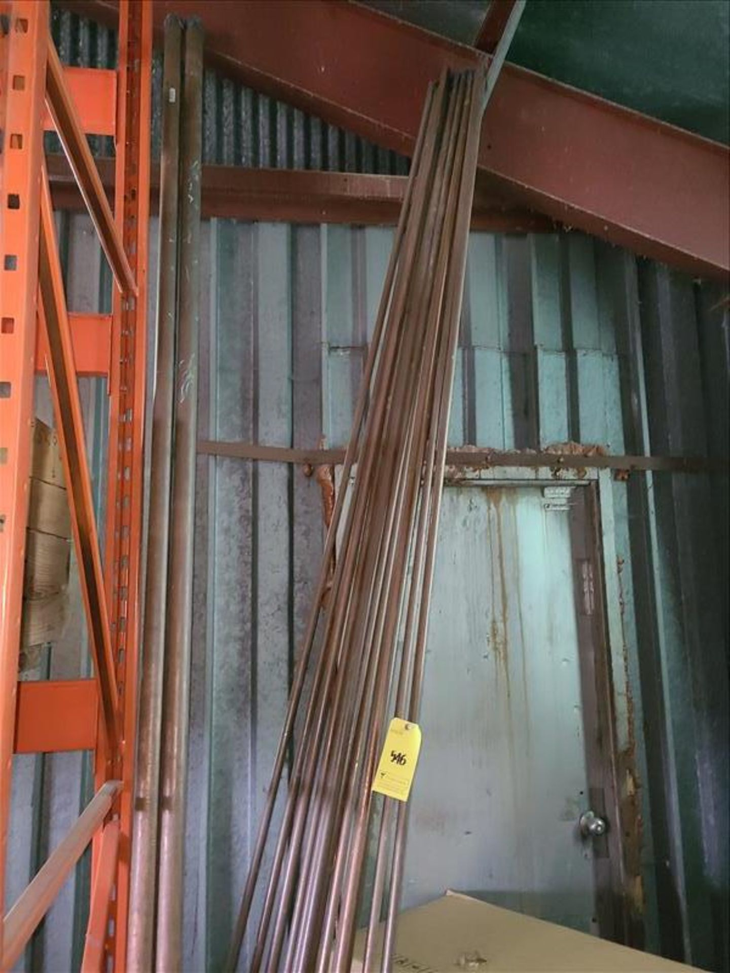 [LOT] (18) copper tubing [Storage Shed] - Image 2 of 2