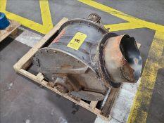 "Simon Day rotary valve, 14"" x 14"" deep [Palletizing Area]"