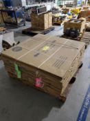 "[LOT] (8) Sweco screens, 48"" diameter [Packaging Warehouse]"