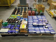 [LOT] Assorted bearings, (4) pallets [Packaging Warehouse]