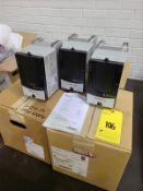 [LOT] (3) Allen Bradley power-flex AC drives, (1) 2 hp, (2) 2 hp [Packaging Warehouse]