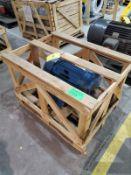 WEG 60 hp motor, 364STS frame, 575 v, 3 ph, 3560 rpm [Packaging Warehouse]