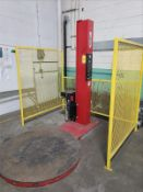 Fox pallet stretch wrapper, mod CIPLUS, s/n 707139 [Palletizing Area]