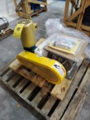 Schenck rotary valve, mod MD 40, s/n 1100350769-020-1, with motor [Packaging Warehouse]