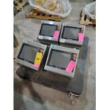 [LOT] (4) Domino inkjet printer, mod 3 Series Plus, touch screen [Packaging Warehouse]