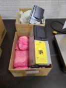[LOT] (2) Allen Bradley power-flex AC drives, (1) 3 hp, (1) 0.5 hp [Packaging Warehouse]
