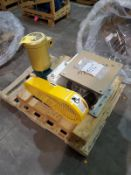 Schenck rotary valve, mod MD 40, s/n 1100350769-020-2, with motor [Packaging Warehouse]