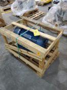 WEG 50 hp motor, 324/T6 frame, 575 v, 3 ph, 1775 rpm [Packaging Warehouse]